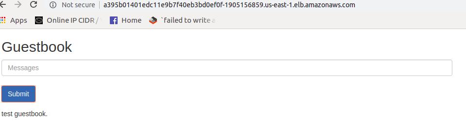 Kubernetes using Amazon EKS - AWS Consultant DevOps